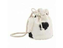 TOREBKA / Bucket Bag / Egg Shell Ink