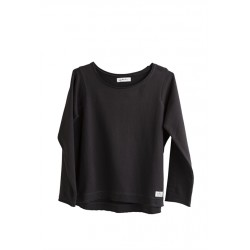 BLUZA / SWEATER BELLA black