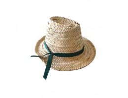 KAPELUSZ / HAT SH1 natural straw