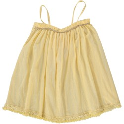 SUKIENKA / DRESS CITRON yellow