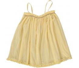 SUKIENKA / DRESS CITRON yellow
