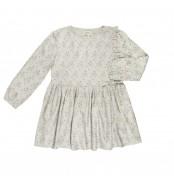 SUKIENKA / DRESS TRIANGLE Light grey