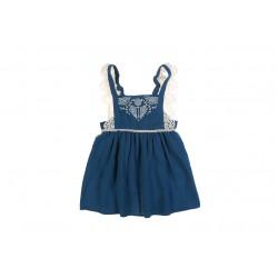Dress Celia Canard