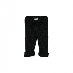 LEGINSY / LEGGINGS JESS BABY BLACK