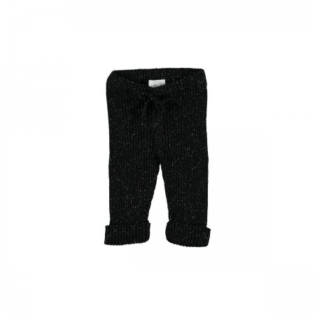 LEGINSY / LEGGINGS JESS BABY BLACK