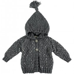 SWETER / JACKET KOALA GREY