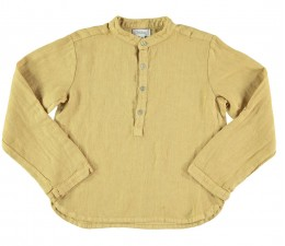 KOSZULA / SHIRT PAUL LINEN honey
