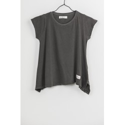 Dila t-shirt old black
