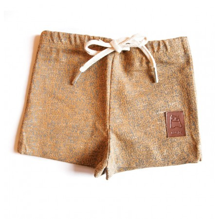 GRO EFFECT KNIT - BABY SHORTS