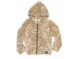 Rattle Zip Hood
