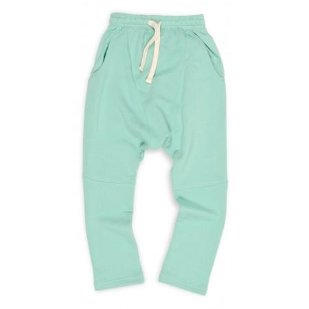 Society Pants Lichen Green