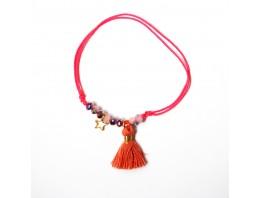 Bracelet Karma Rouille